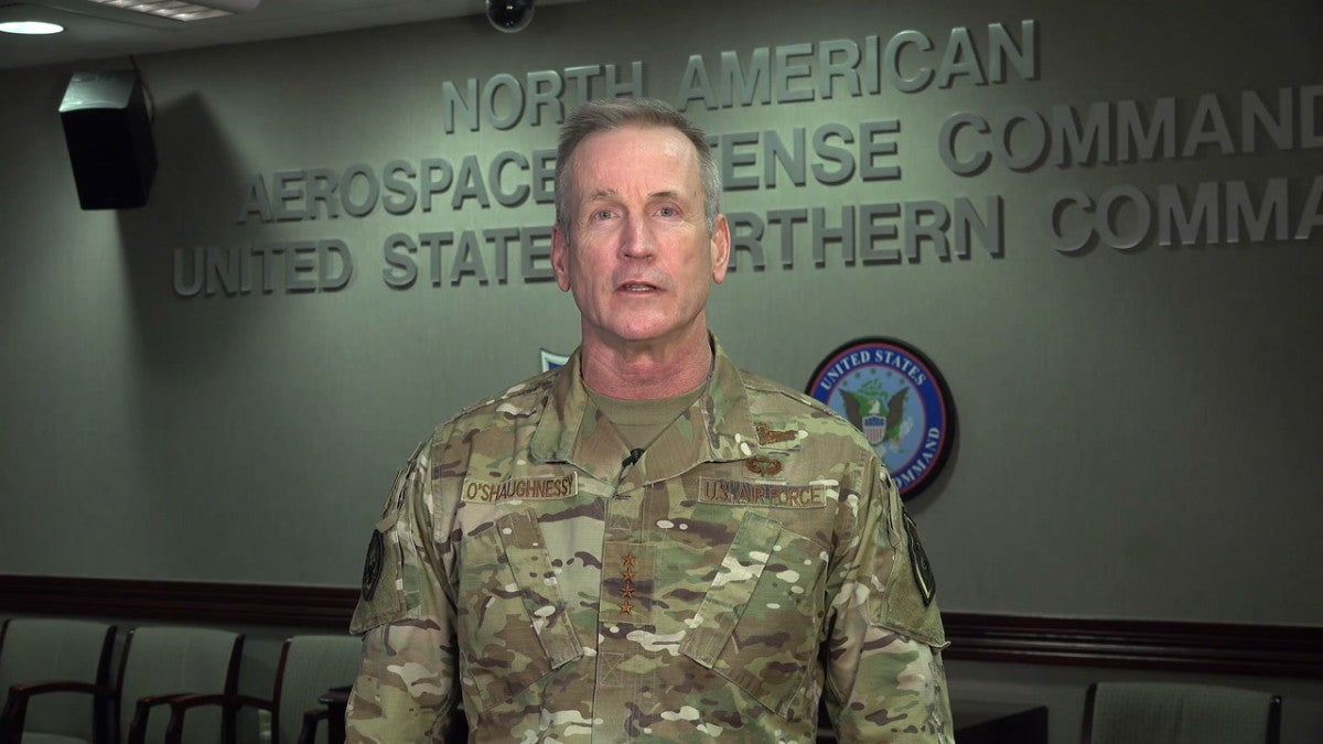 NORAD & USNORTHCOM Commander Answers COVID-19 Questions