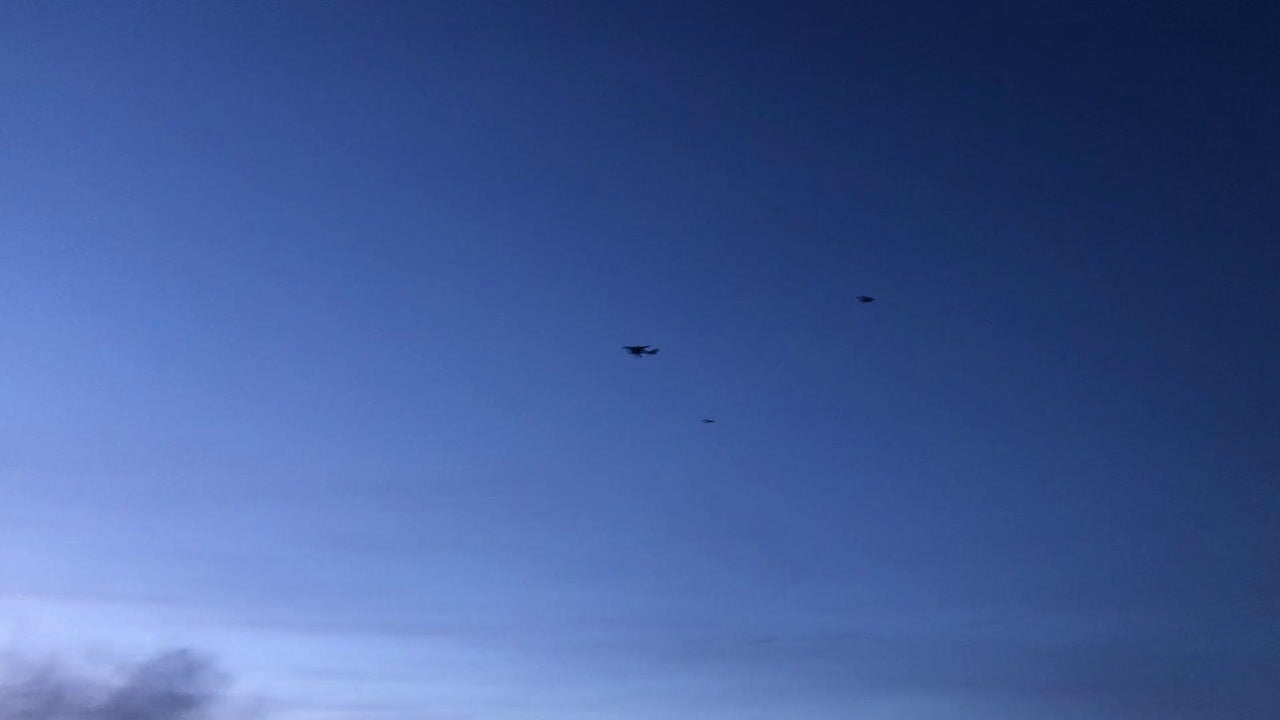 NORAD intercepts Russian aircraft entering Alaska Air Defense Identification Zone