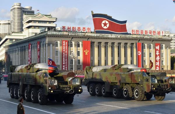 North Korea has 'probably' developed nuclear devices to fit ballistic missiles, UN report says