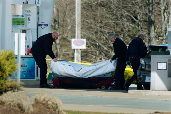 Navy vet and wife believed to be among victims of Nova Scotia mass shooting that left at least 22 dead