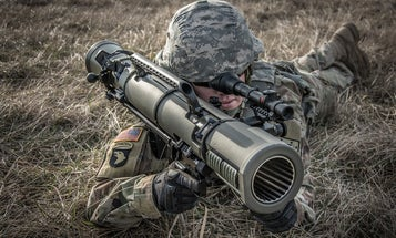 Soldiers are officially getting their hands on the most advanced Carl Gustaf recoilless rifle yet