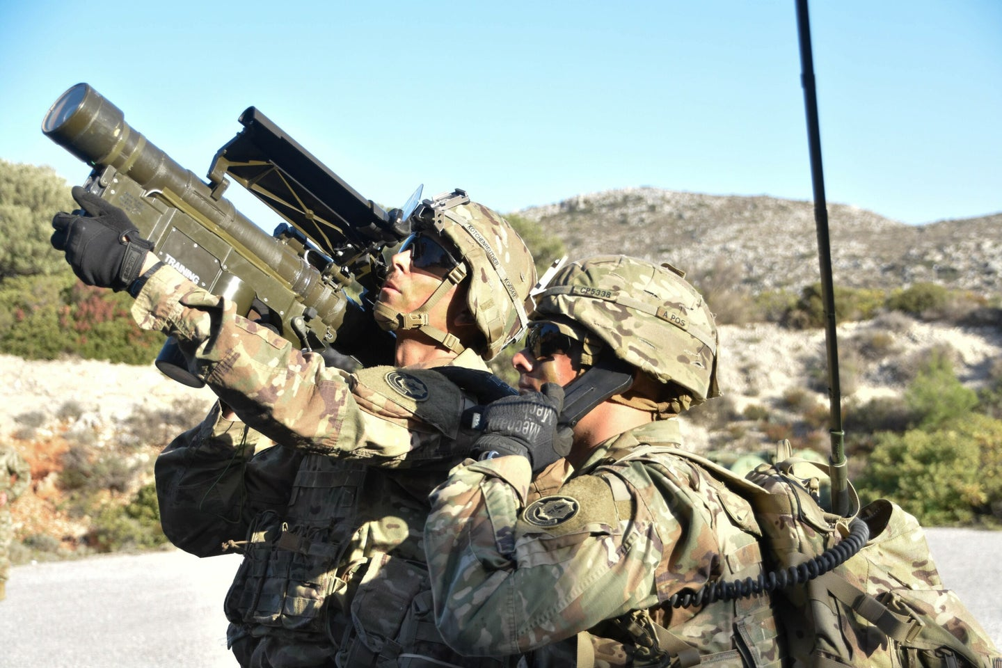 The Army is hunting for a replacement for its man-portable Stinger missile
