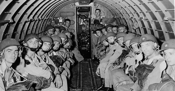 The incredible story of the American commandos dropped behind enemy lines long before D-Day