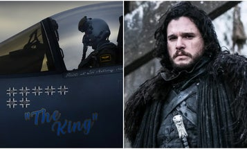 Why this Air Force squadron is like the Night's Watch from 'Game of Thrones'
