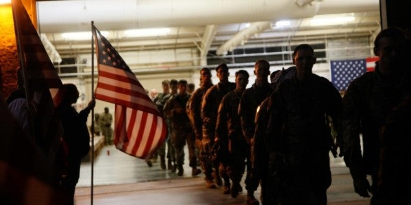 82nd Airborne Division paratroopers are stuck in the Middle East due to Iran and COVID-19