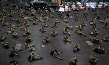 Pentagon eyes Chicago, Michigan, Florida, Louisiana as COVID-19 spreads