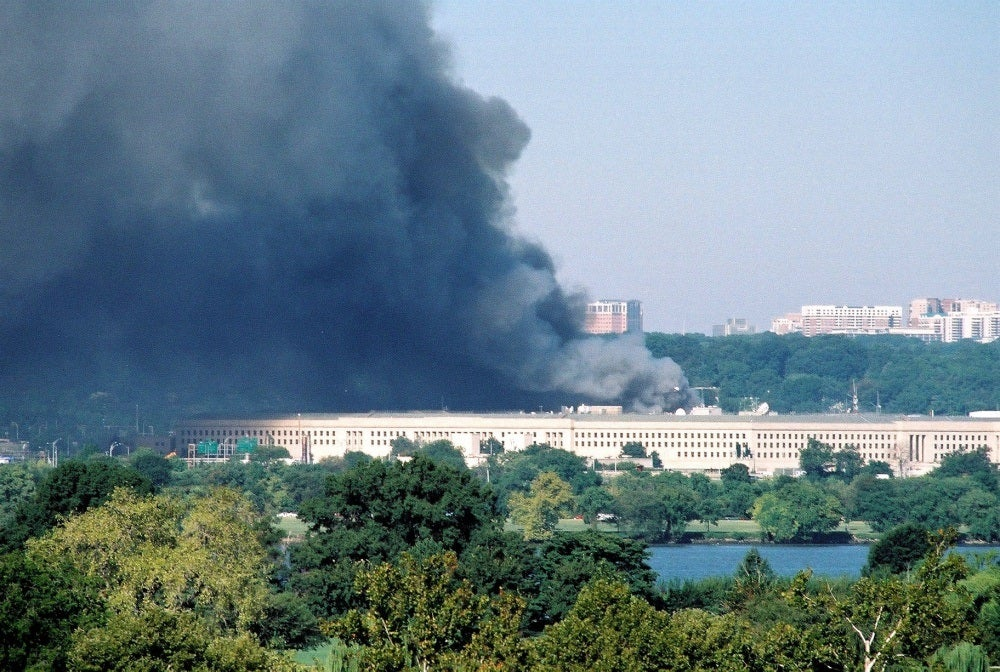 As It Happened: The 9/11 Pentagon Attack