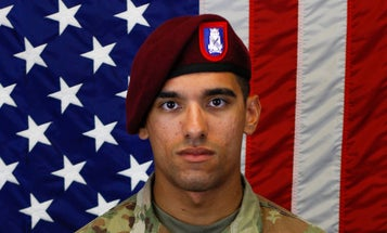 Paratrooper killed in training accident remembered as 'dedicated soldier' and 'outstanding' friend