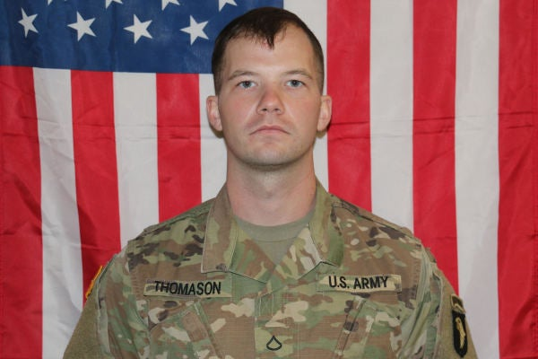 Army specialist charged with accidental killing of fellow soldier in Syria