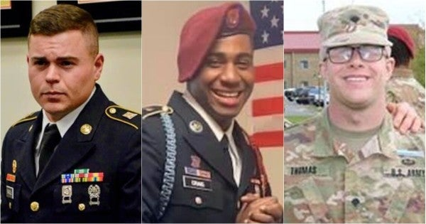 Three soldiers have been found dead in Alaska in the last month