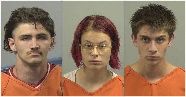 Three arrested for attempting to drive van with drugs onto Seymour Johnson AFB