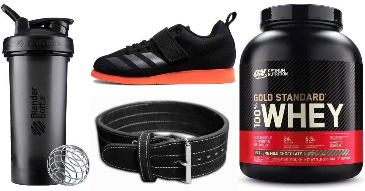 8 pieces of fitness equipment you need in your gym bag