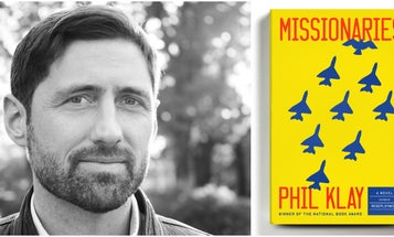 An Iraq War veteran has delivered a 'beautiful, violent and almost perfect' new novel about the American military machine