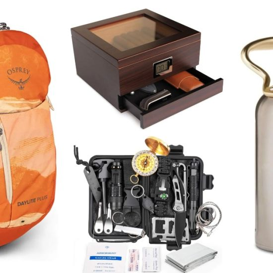 Our favorite Black Friday picks for knives, survival kits, camping gear, and more