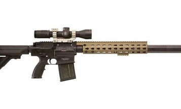 Soldiers are finally about to get their hands on a new squad designated marksman rifle