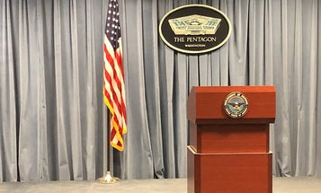 The Pentagon is terrified of talking to reporters again