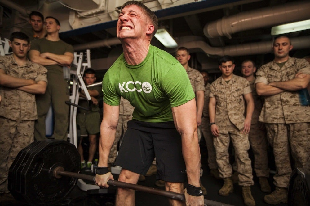 You can now rock workout gear in the PX, no matter what your first sergeant says