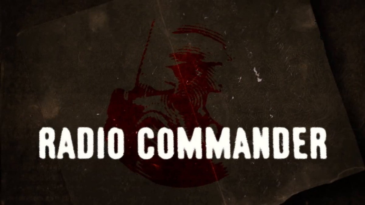 Official game play trailer for 'Radio Commander'