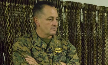 Marine Corps to consider promotion of one-star general who used his aide as a personal servant