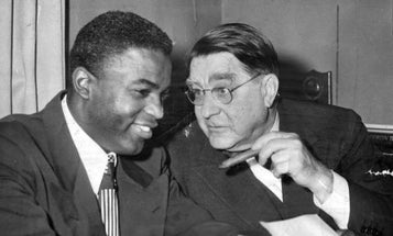 The true story of how Jackie Robinson stood up to racism in the Army — and got court-martialed as a result