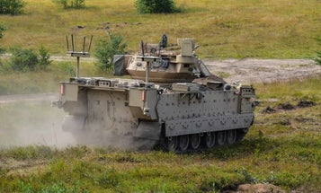 The Army just wrapped up its first robot combat vehicle experiment. Here's what it learned