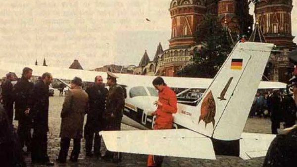 How a teenager with a Cessna managed to defeat the Soviet Union's entire air defense system