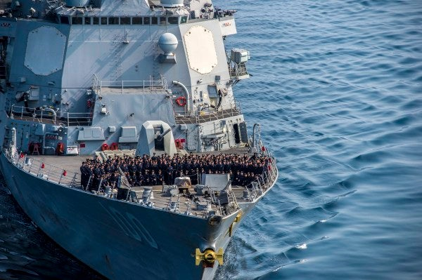 Number of positive COVID-19 cases on USS Kidd nearly doubles overnight