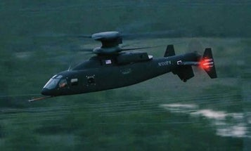 One of the Army's potential Black Hawk replacements just hit a major speed milestone