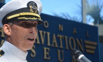 Navy fires captain in charge of Center for Naval Aviation Technical Training
