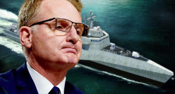The ex-Acting Navy Secretary's last wish was to name a few ships. That didn't happen, so we came up with some