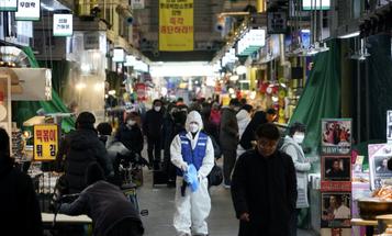 US Forces Korea on high alert for coronavirus after dependent tests positive