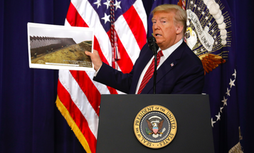 More than a dozen states sue Trump, saying border wall funding strips their National Guard budgets