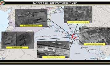 US airstrikes against five Kata'ib Hezbollah targets were meant to deter further rocket attacks. They didn't