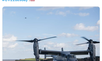 This AFSOC tweet about COVID-19 is the dumbest thing we've seen today