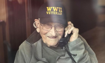 This 104-year-old WWII veteran may be the oldest person to beat COVID-19