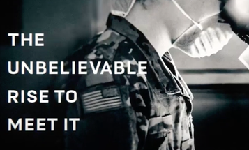 The Army's new recruiting commercial is all about stepping up during the COVID-19 crisis