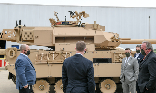This could be the Army's next light tank of choice