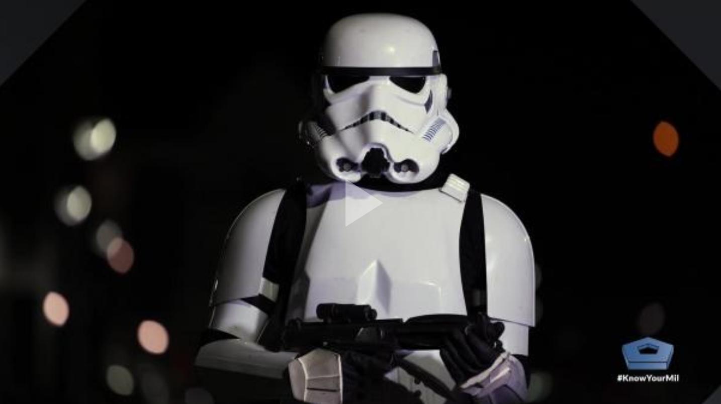 Storm Trooper Wargo