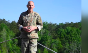 This Army chaplain got creative in order to reach soldiers under stress from COVID-19
