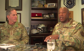 10 tips on how to talk about race, according to senior Air Force leaders