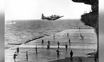 Diver may have discovered Navy plane that crashed into the ocean 77 years ago