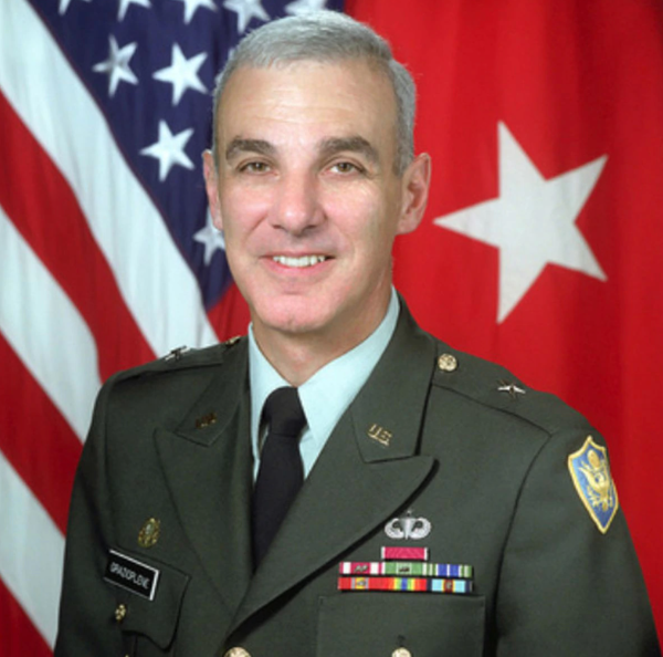Retired Army general pleads guilty to sexually abusing daughter