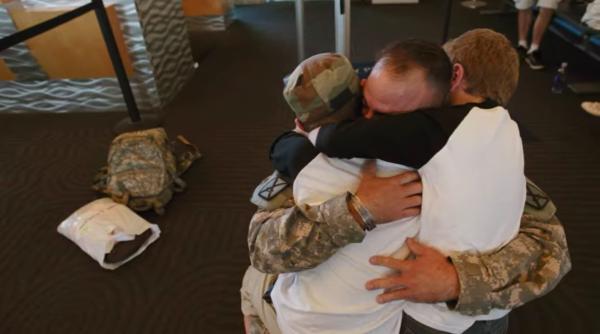 'Father Soldier Son' is a brutally necessary window into the lives of an Army family shaped by war