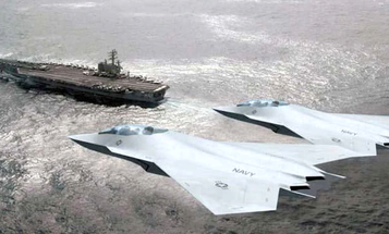 Not content with F-35 debacle, the Navy is now working on a brand new fighter jet