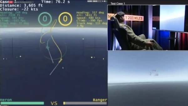 AI wins flawless victory against human F-16 fighter pilot in DARPA dogfight