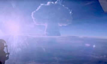 Russia just released classified footage of the largest nuclear bomb detonation in history