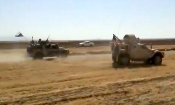 Pentagon belatedly acknowledges collision between US and Russian vehicles in Syria