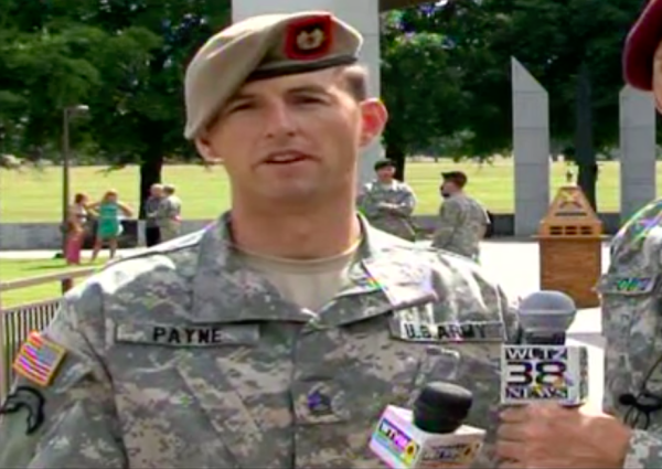Report: Army Ranger to receive Medal of Honor for saving dozens of prisoners held by ISIS