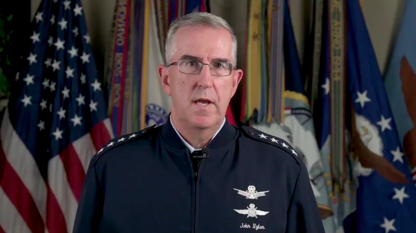 'Do your part' — Joint Chiefs vice chair calls on leaders to end military suicide crisis
