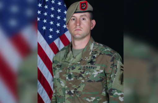 WATCH: President Trump awards Sgt. Maj. Thomas P. Payne with Medal of Honor